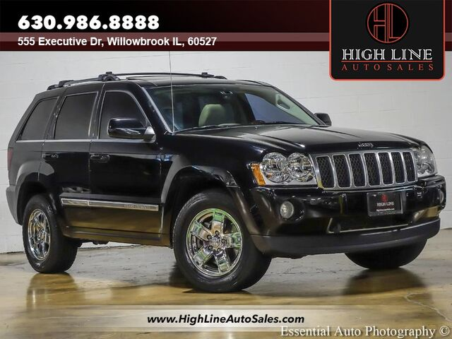 2006 Jeep Grand Cherokee Overland Willowbrook IL ...