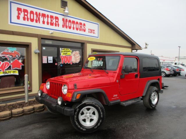 2006 Jeep Wrangler Unlimited Middletown OH