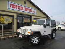 2006_Jeep_Wrangler_X_ Middletown OH