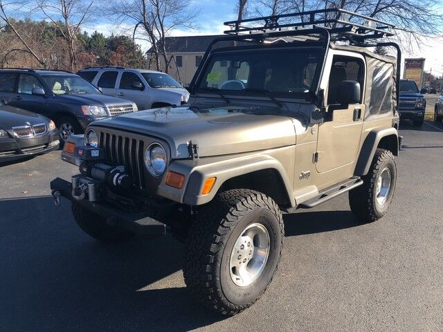 2006 Jeep Wrangler X North Reading MA