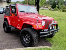 2006_Jeep_Wrangler_X_ Roanoke VA