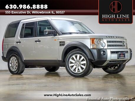 2006_Land Rover_LR3_SE_ Willowbrook IL