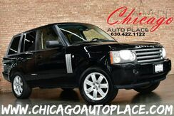 2006_Land Rover_Range Rover_HSE - 4.4L SMPI V8 ENGINE 4 WHEEL DRIVE NAVIGATION BACKUP CAMERA BLACK LEATHER HEATED SEATS SUNROOF XENONS_ Bensenville IL