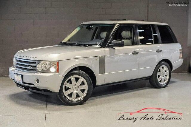 2006_Land Rover_Range Rover HSE_4dr SUV_ Chicago IL