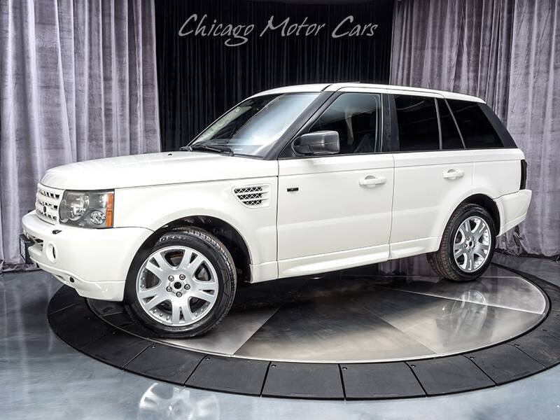 2006_Land Rover_Range Rover Sport_HSE_ Chicago IL