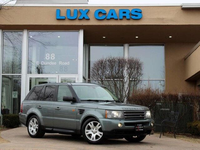 2006_Land Rover_Range Rover Sport_HSE NAV LUXURY 4WD_ Buffalo Grove IL