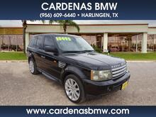 2006_Land Rover_Range Rover Sport_Supercharged_ Brownsville TX