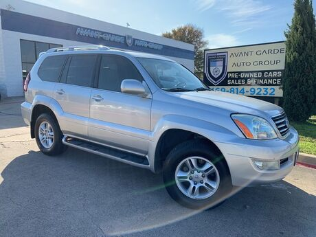 2006 Lexus GX470 NAVIGATION REAR VIEW CAMERA, MARK LEVINSON STEREO, HEATED LEATHER SEATS, ADJUSTABLE SUSPENSION, 3RD ROW!!! EXTRA CLEAN AND FULLY LOADED!!! ONE LOCAL OWNER!!! Plano TX