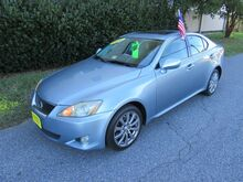 2006_Lexus_IS_250_ Norfolk VA