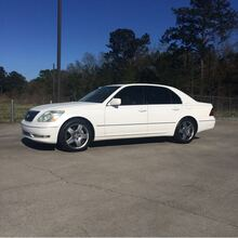 2006_Lexus_LS 430_Sedan_ Hattiesburg MS