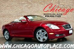 2006_Lexus_SC 430_HARDTOP/CONVERTIBLE - ORIGINAL MSRP: $67,084 4.3L 288HP V8 ENGINE 1 OWNER REAR WHEEL DRIVE NAVIGATION BEIGE LEATHER HEATED SEATS_ Bensenville IL