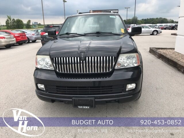 Cars For Sale In Wisconsin >> 2006 Lincoln Navigator Ultimate