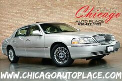 2006_Lincoln_Town Car_Signature Limited - 4.6L V8 FLEX-FUEL ENGINE REAR WHEEL DRIVE TAN LEATHER HEATED SEATS SUNROOF WOOD GRAIN INTERIOR TRIM POWER ADJUSTABLE PEDALS_ Bensenville IL