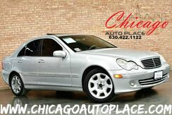 2006_Mercedes-Benz_C-Class_Luxury_ Bensenville IL