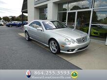 2006_Mercedes-Benz_CL-Class_5.5L AMG_ Greenville SC