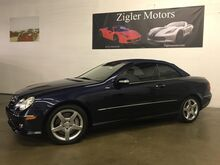 2006_Mercedes-Benz_CLK-Class V8 One Owner only 34kmi_5.0L CLK500 Cabriolet *Pristine*_ Addison TX