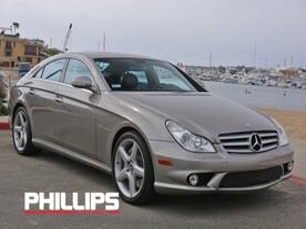 2006_Mercedes-Benz_CLS-Class_AMG_ Newport Beach CA