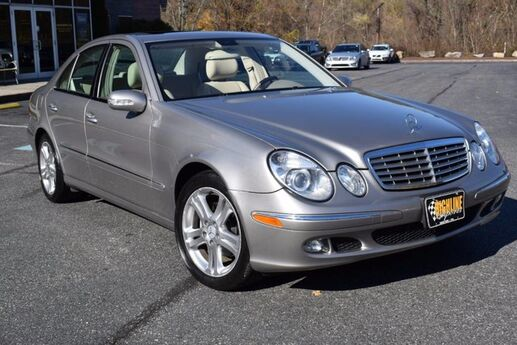 2006 Mercedes-Benz E-Class 3.5L Easton PA