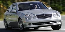 2006_Mercedes-Benz_E-Class_3.5L_ Norwood MA