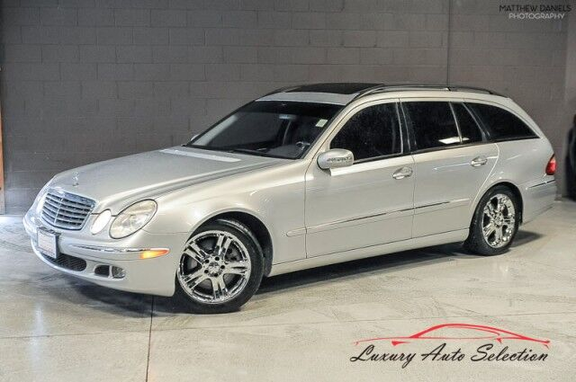 2006_Mercedes-Benz_E500 4Matic_4dr Wagon_ Chicago IL