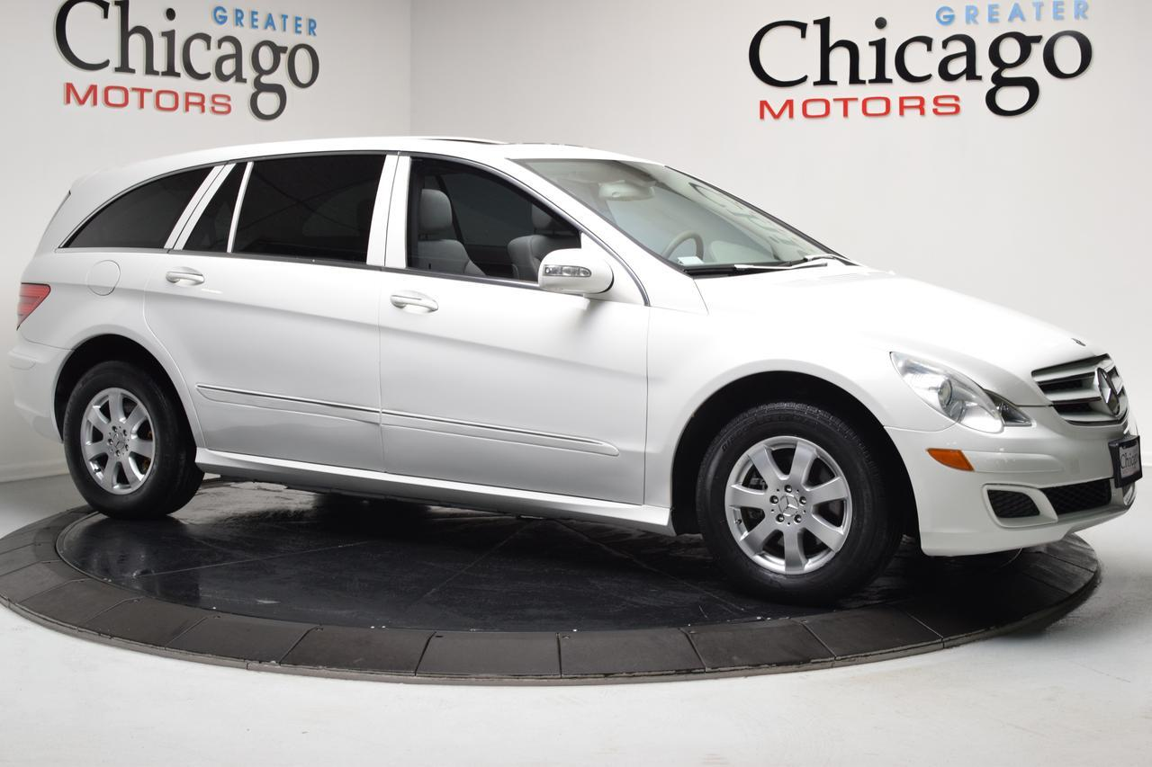 Lovely 2006 Mercedes Benz R Class 5.0L Chicago IL ...