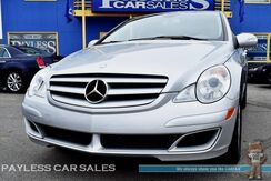2006_Mercedes-Benz_R350_/ AWD / Premium Package / Heated Front & Rear Leather Seats / Harman Kardon Speakers / 3 Zone Climate Control / Seats 6 / Captains Chairs / Sunroof_ Anchorage AK