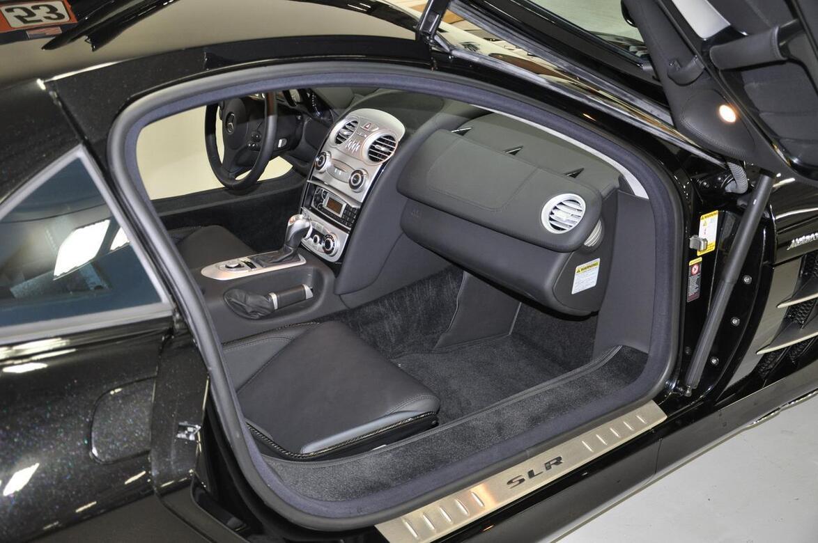 2006 Mercedes-Benz SLR McLaren SLR Only 547 Miles Tomball TX