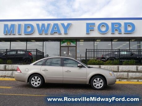 2006_Mercury_Montego_Luxury_ Roseville MN