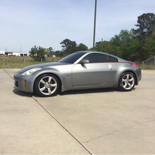 2006_Nissan_350Z_Base_ Hattiesburg MS
