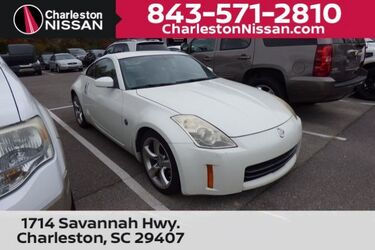 2006_Nissan_350Z_Touring_ Charleston SC