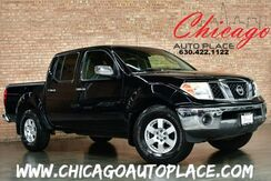 2006_Nissan_Frontier_SE - CREW CAB 4.0L V6 ENGINE 4 WHEEL DRIVE CLEAN CARFAX CHARCOAL CLOTH INTERIOR CHROME BUMPERS CLEAN LOCAL TRADE_ Bensenville IL