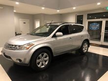 2006_Nissan_Murano_S AWD_ Manchester MD