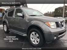 2006_Nissan_Pathfinder_LE_ Raleigh NC