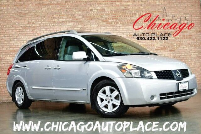 Used 2006 Nissan Quest, $4888