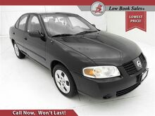 2006_Nissan_SENTRA S__ Salt Lake City UT