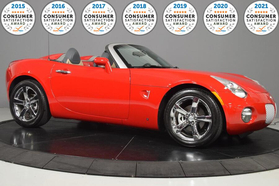 2006_Pontiac_Solstice__ Glendale Heights IL