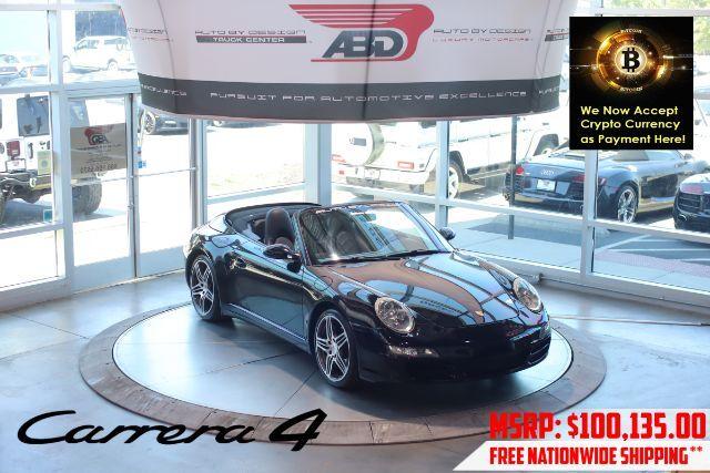 2006 Porsche 911 Carrera 4 Cabriolet Chantilly VA