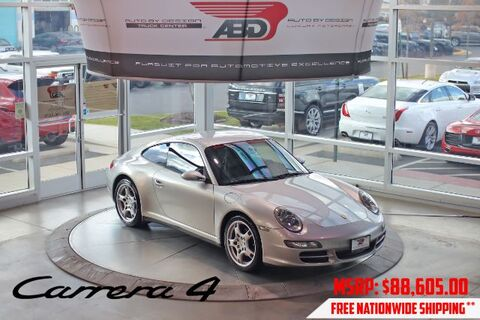 2006_Porsche_911_Carrera 4_ Chantilly VA