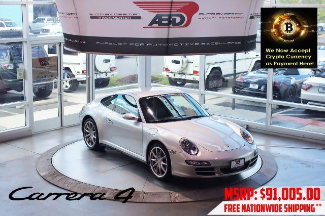 2006 Porsche 911 Carrera 4 Chantilly VA