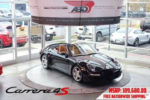 2006_Porsche_911_Carrera 4S Cabriolet_ Chantilly VA