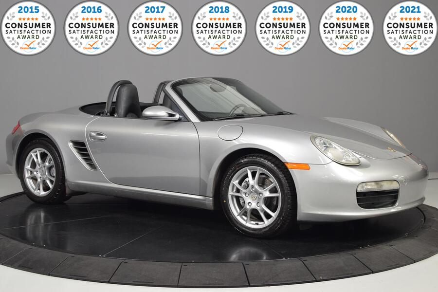 2006_Porsche_Boxster__ Glendale Heights IL