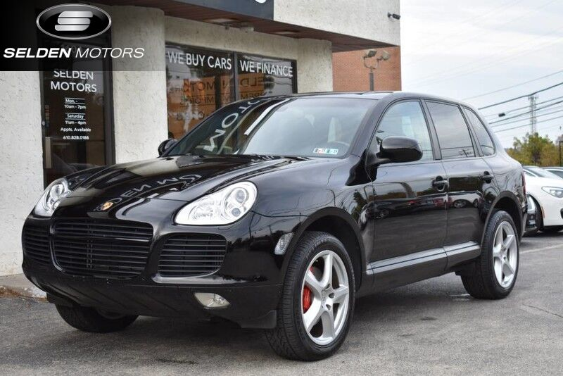 Vehicle Details 2006 Porsche Cayenne At Selden Motors