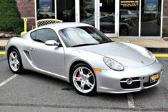 2006_Porsche_Cayman_S 6-Speed_ Easton PA