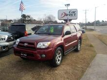 2006_TOYOTA_4RUNNER_LIMITED 4X4, BUY BACK GUARANTEE AND WARRANTY,  NAV, DVD, JBL SOUND, REMOTE START, ONLY 88K MILES!!_ Virginia Beach VA