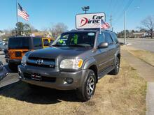 2006_TOYOTA_SEQUOIA_LIMITED 4X4, BUYBACK GUARANTEE, WARRANTY,  3RD ROW, NAVI, DVD ENTERTAINMENT, JBL SOUND SYSTEM !!!!_ Virginia Beach VA