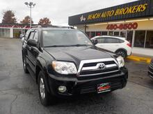 2006_TOYOTA_4RUNNER_SR5 4X4, BUYBACK GUARANTEE, WARRANTY,  LEATHER, TOW PKG, SUNROOF, RARE 3RD ROW SEATS, ONLY 1 OWNER!!_ Norfolk VA