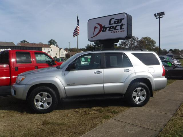 ... 2006 TOYOTA 4RUNNER SR5 4X4, CARFAX CERTIFIED, RUNNING BOARDS, TOW  PACKAGE, ROOF ...