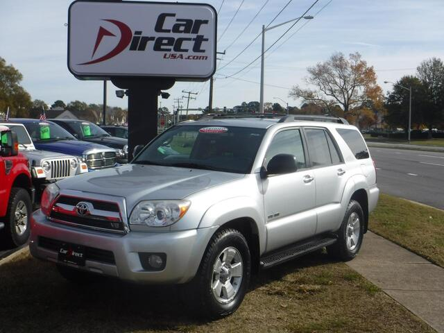2006 TOYOTA 4RUNNER SR5 4X4, CARFAX CERTIFIED, RUNNING BOARDS, TOW PACKAGE,  ROOF ...