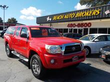 2006_TOYOTA_TACOMA_SR5 ACCESS CAB 4X4, BUYBACK GUARANTEE, WARRANTY, HARD CAMPER SHELL, RUNNING BOARDS, ONLY 46K MILES!!_ Norfolk VA