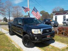 2006_TOYOTA_TACOMA_SR5 PRERUNNER DOUBLE CAB, WARRANTY, TOW PKG, CRUISE CONTROL, CD PLAYER, POWER WINDOWS, ALLOY RIMS!!!_ Norfolk VA